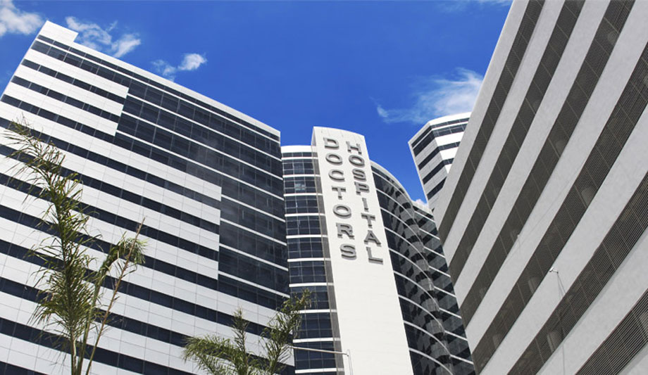 LOCATION - Doctors Hospital
