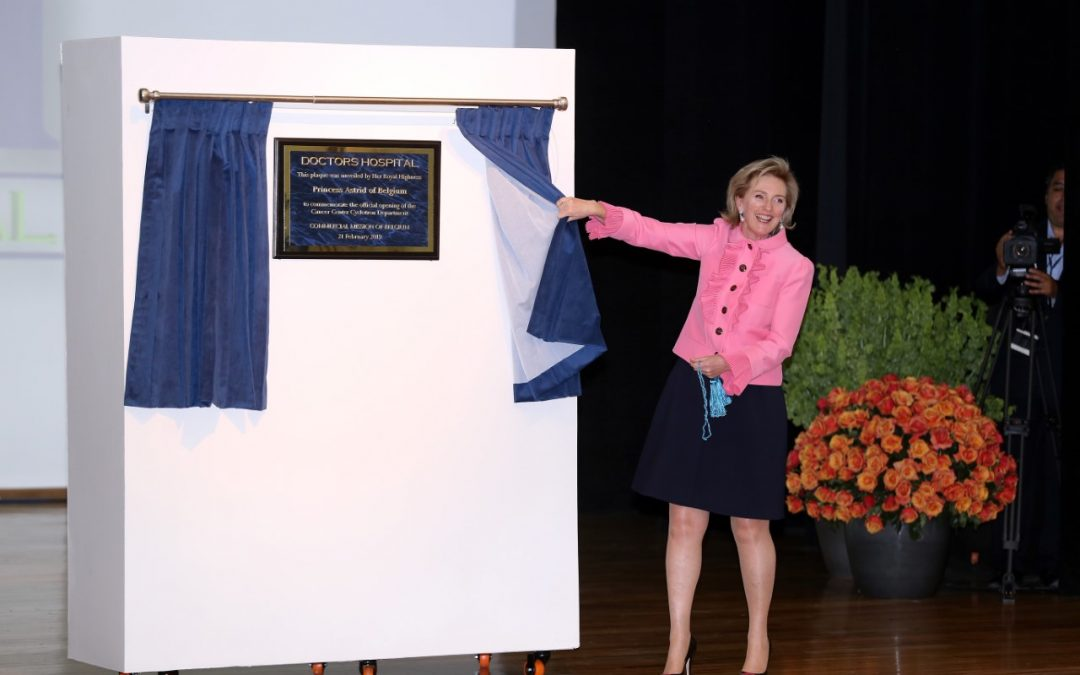 Doctors Hospital Cancer Center Inauguration